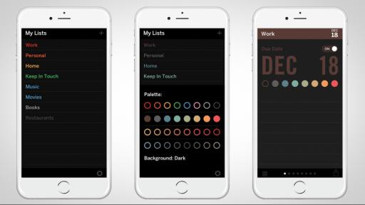Organize app by Trollbäck + Company.
