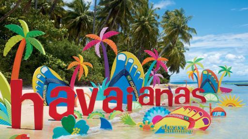 Havaianas campaign by Marcello Serpa.