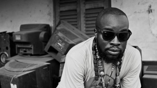 Ghanaian Hip-Hop artist, M.anifest.