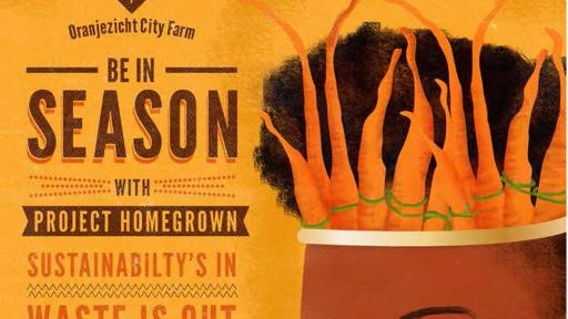 Tarryn Chudleigh's Project Homegrown
