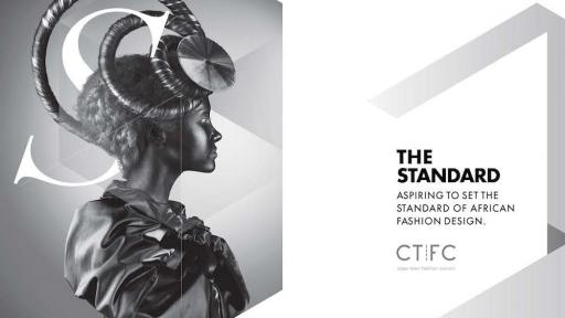Cape Town Fashion Council aspires to set the standard of African Fashion Design.