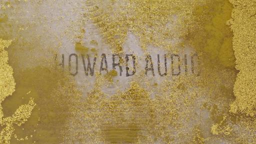 Howard Audio corporate identity.