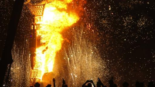 Design Indaba Conference Speaker Larry Harvey talks Burning Man to Designboom