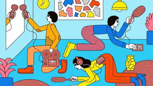 We talk to Slovakian illustrator Martina Puakova about her vibrant interpretations of everyday life.