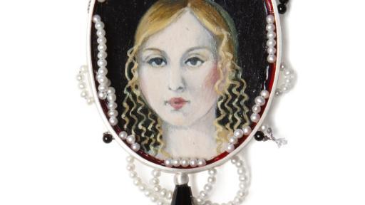 Geraldine Fenn jewellery