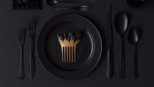 """Things of Edible Beauty"" by Ido Garini."