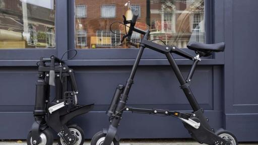 The A-Bike Electric
