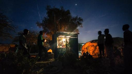 Qorax energy brings solar to Somalia, image by Camille Coleman