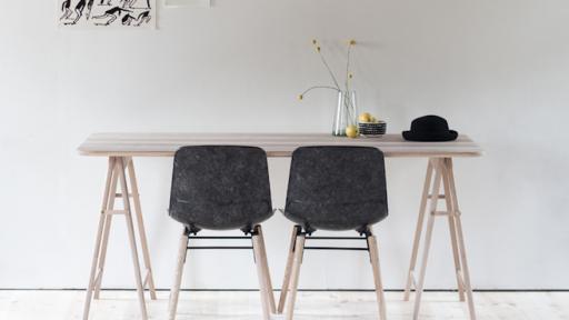 The Samara Work Table by Feist