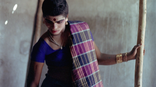 Kothis dress as both goddesses and women during the spring festival.