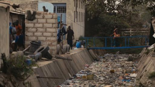 Senegal waste system