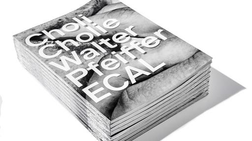 """Choli Cholie"" is a photographic book created by ECAL students in collaboration with the celebrated Swiss photographer Walter Pfeiffer."