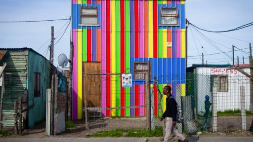 Alfredo Brillembourg has designed and built the Empower Shack, an innovative, urban design solution to the housing crisis in South Africa's townships.