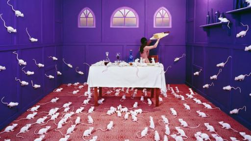 Last Supper by JeeYoung Lee