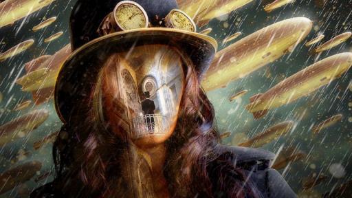 Richard Davis' Clockwork Orange