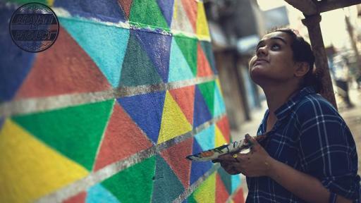 The Aravani Art Project is a platform for expression.