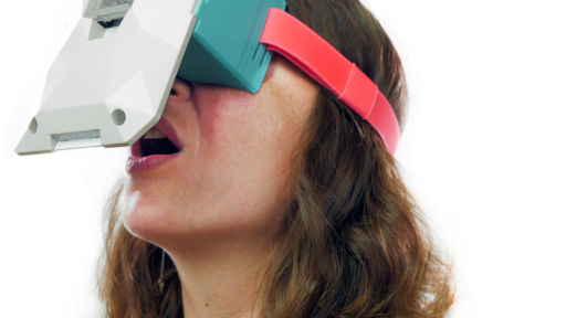 Pockulus: Smartphone free, affordable VR