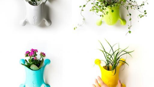 Livi the portable planter