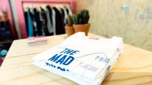 Pop-up sweatshop appears in Amsterdam