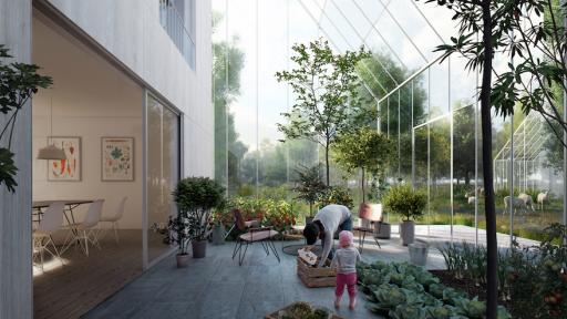 ReGen Village: an under-construction utopia of sustainable living