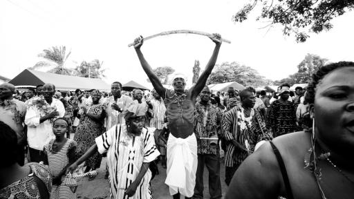 Festivals series by Ofoe Amegavie
