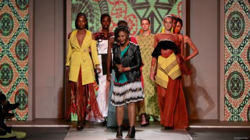 Picture Credit: African Fashion International