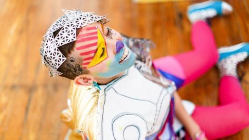 Rebirth Garments - Photo by: Grace DuVal