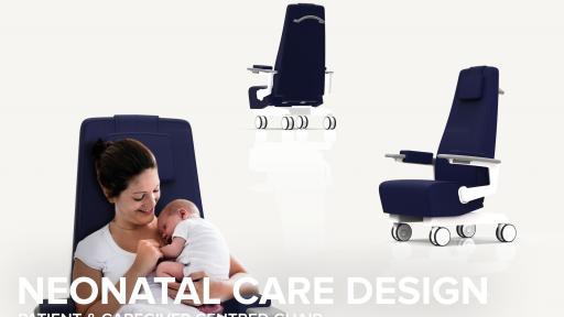 Rhys Jones Neonatal chair design