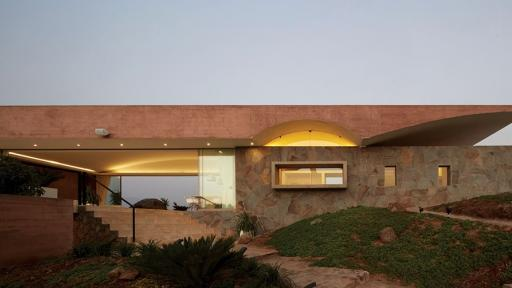 Ancon House in Peru