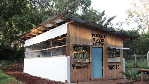 Precious Plastic project by Dave Hakkens