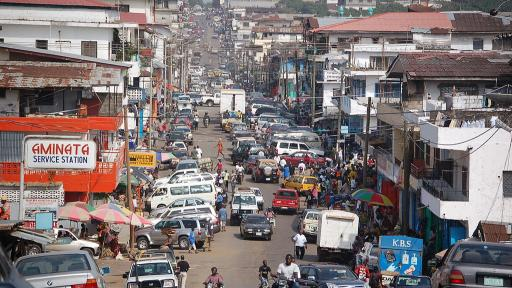 Downtown Monrovia in 2009 by Erik (HASH) Hershman