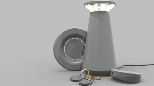 Designer Jacob Paisely creates a home system to aid a person in the early stages of Dementia.