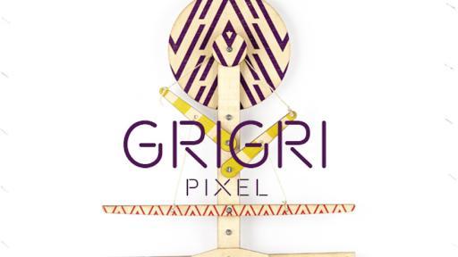 Grigri Pixel