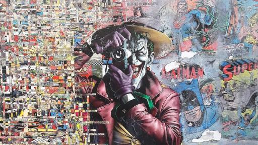 Joker by Kadaric