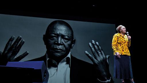 Barbara Masekela at Design Indaba 2018