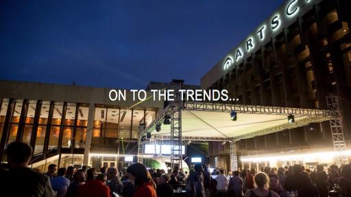Trendwatching at Design Indaba 2018