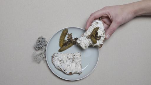 Julia Schwarz - Unseen Edible