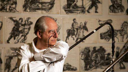William Kentridge. Goodman Gallery