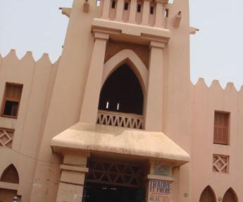 Bamako, Mali by David Adjaye