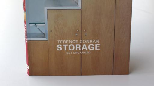 "Terence Conran's ""Storage: Get Organized"", published by Conran Octopus"