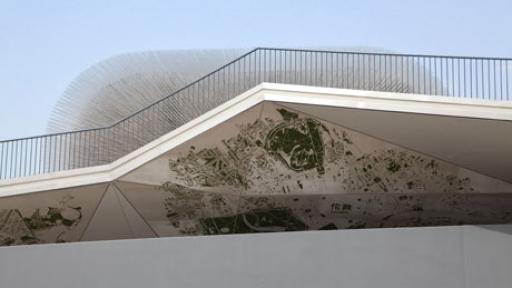 """""""Green City"""" installation"""