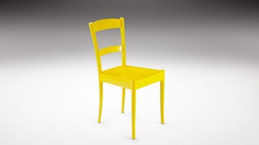 Globe Chair. Photo: Justin Patrick.