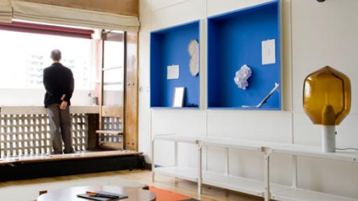 Apartment 50. Photo: Studio Bouroullec + FLC ADAGP.
