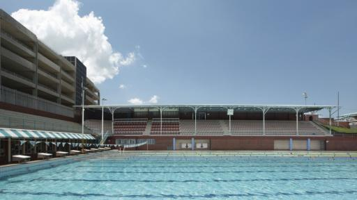 Ellis Park Swimming Pool.