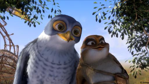 Triggerfish Animation Studios: Adventures in Zambezia