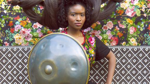 Helen Isibor-Epega, otherwise The Venus Bushfires, is a Nigerian-born, London-raised composer, singer-songwriter and performance artist.