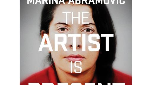 Marina Abramović: The Artist is Present film poster