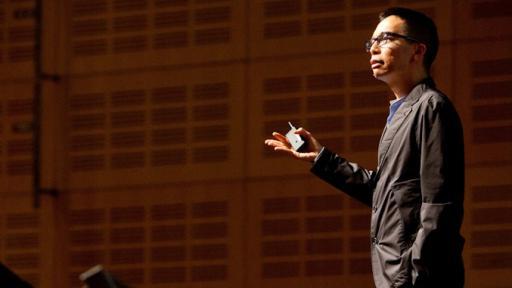 John Maeda speaking at Design Indaba 2013