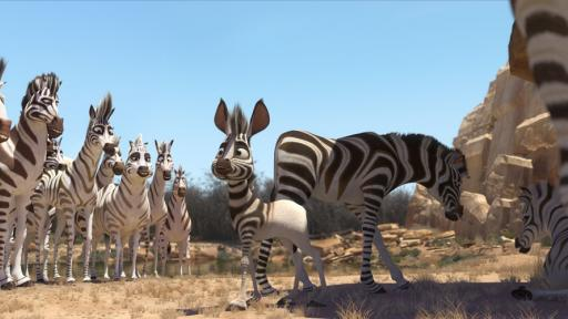 Khumba by Triggerfish Animation Studios.