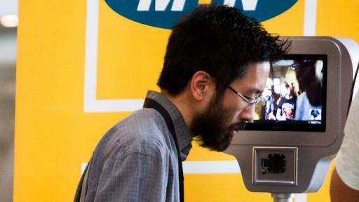 MTN at Design Indaba 2013.